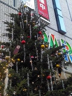 クリスマスツリー☆.JPG