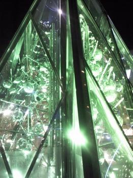 緑の塔☆.JPG